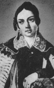Мать Кропоткина — Екатерина Николаевна