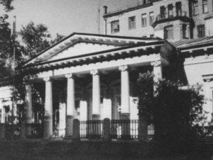 Дом, где родился Кропоткин