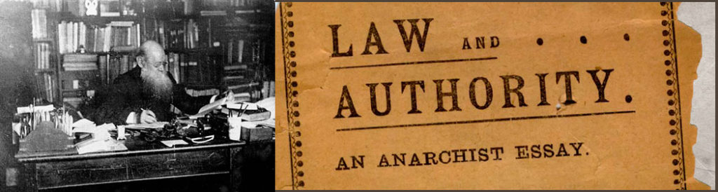 law authority anarchist essay Find deals & ebook download law and authority an anarchist essay.
